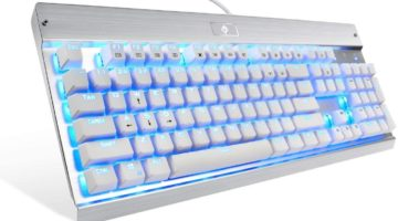 EagleTec KG010 R Mechanical Gaming Keyboard