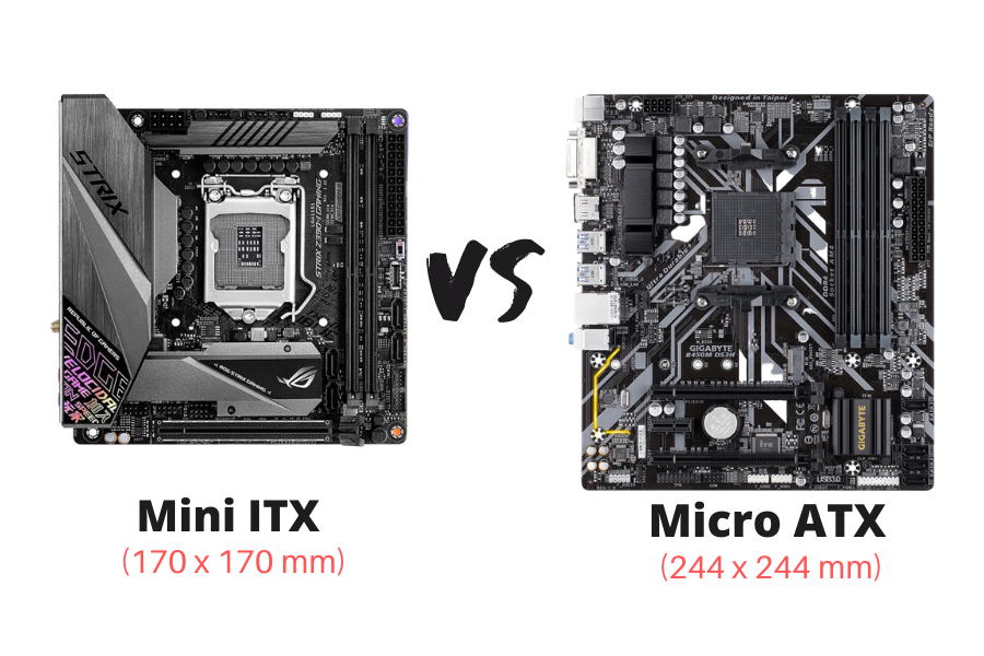 Micro ATX VS Mini ITX Full Review