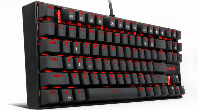 Redragon K522 Kumara LED Mechanical Gaming Keyboard