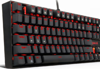 Redragon K552 Kumara LED Gaming Keyboard Under 50$