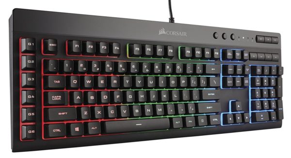 Corsair K55 RGB Mechanical Gaming Keyboard