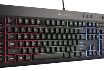 Corsair K55 RGB Gaming Keyboard under 50$