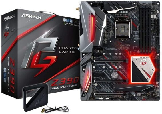 ASRck Phantom Gaming 9 Motherboard